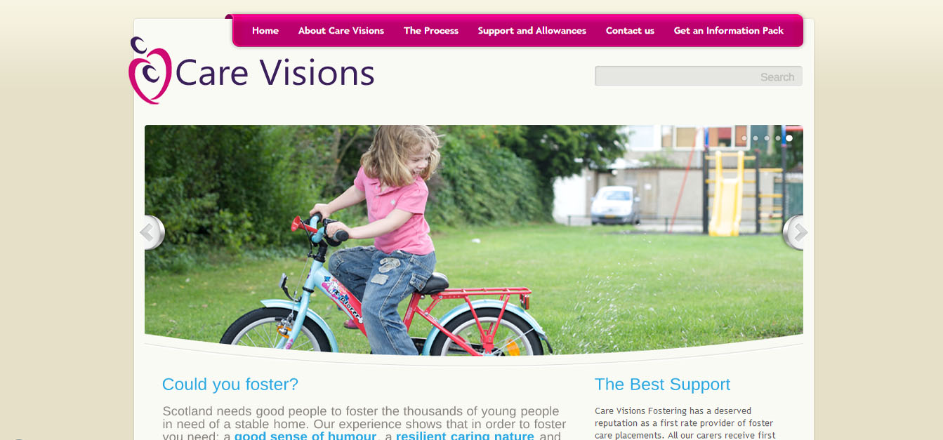 carevisionsfostering.org