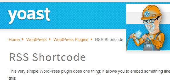 rss-shortcode