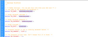 wordpress manuall install