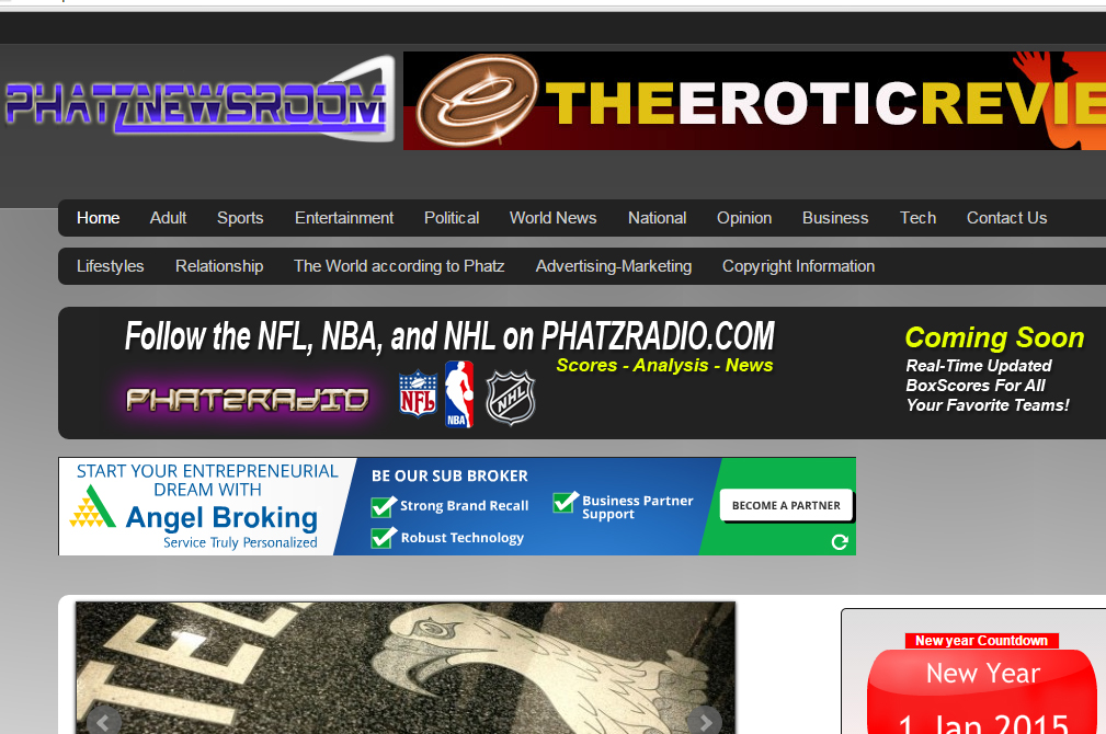 phatznewsroom.com
