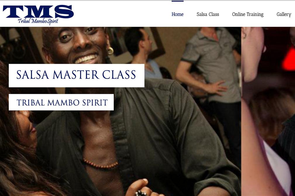 salsa master class