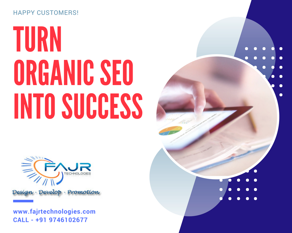 Turn Organic SEO Into Success