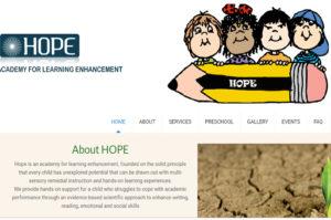 hope academy thiruvananthapuram