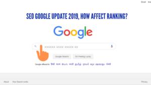 how google update effect seo ranking - fajr technologies
