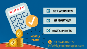 monthly installment website package