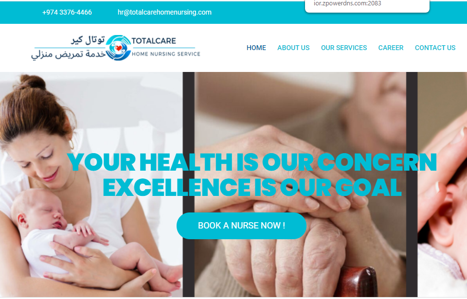 TOTAL CARE HOME NURSING SERVICES QATAR